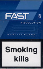 fast синий